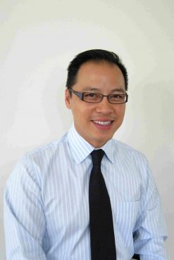 Dr. Lawrence Chin