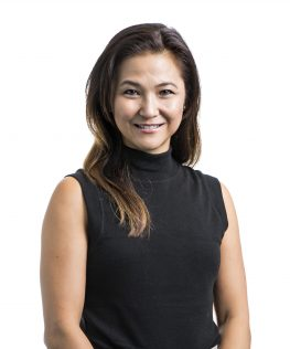 Dr. Caroline Chin
