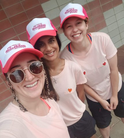 breast cancer awareness australia